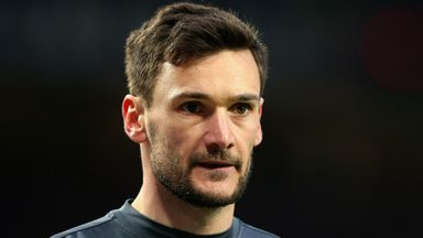 Hugo Lloris: Has been linked with a move away from Spurs