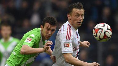 Ivica Olic: On target for Hamburg