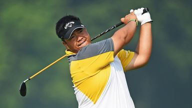 Kiradech Aphibarnrat: Shenzhen International champion of 2015