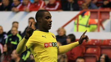Odion Ighalo: Has scored six goals in four pre-season matches for Watford