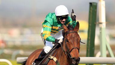 Nina Carberry made a winning return