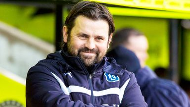Paul Hartley: New deal for Dundee boss