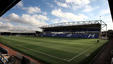 Peterborough United's London Road ground, where Chris Turner enjoyed success as a player and manager