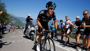 Richie Porte will join BMC Racing from Team Sky