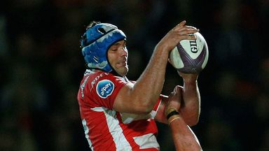 Mariano Galarza: Played for Gloucester when incorrectly registered