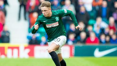 Scott Allan: Hibernian midfielder is chasing glory on two fronts