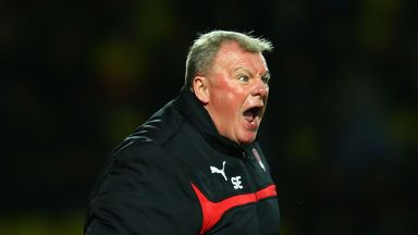 Steve Evans: Wants to boost Rotherham's squad