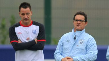 John Terry: Is still one of England