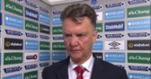 Van Gaal questions United spirit