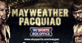 Mayweather vs Pacquiao: Download your Sky Bet sweepstake kit here