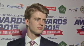 Bamford scoops player of the year award