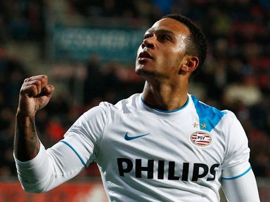 Depay: Backed by Van Basten to shine at Old Trafford