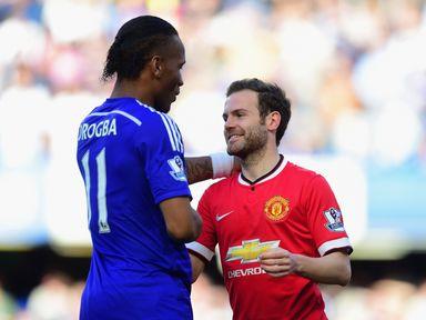 Juan Mata: Congratulated Chelsea on title success