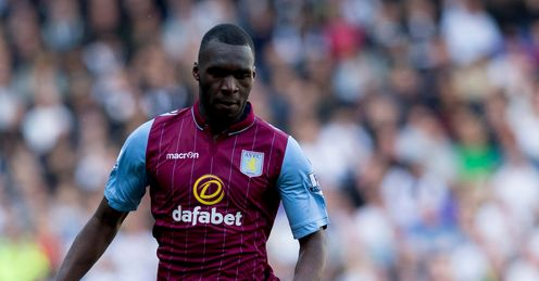 Christian Benteke: Coveted by Liverpool