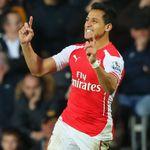 Alexis Sanchez: Enjoyed a stellar first season for Arsenal
