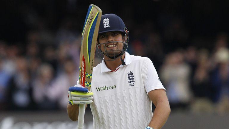 England v New Zealand: Alastair Cook is back, says Nasser ...