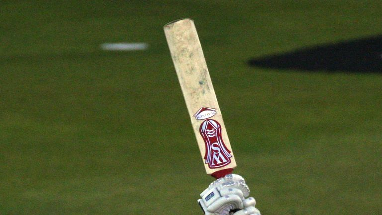 Graham Napier hit a record 16 sixes in an innings for Essex in 2008