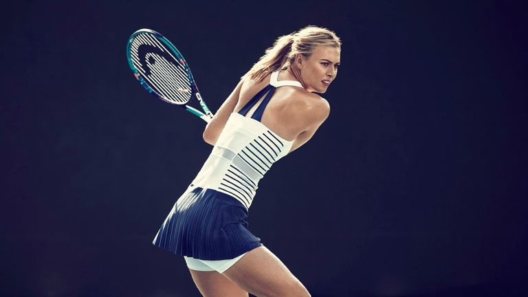 Sharapova Tennis Shoes