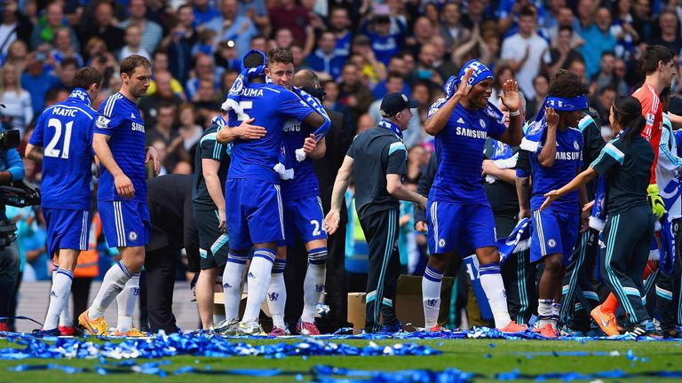 Mourinho won his third Premier League title last season, but Chelsea have stumbled since