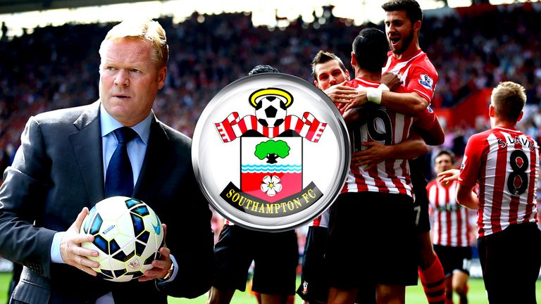 Southampton Fixtures: Premier League 2015/16