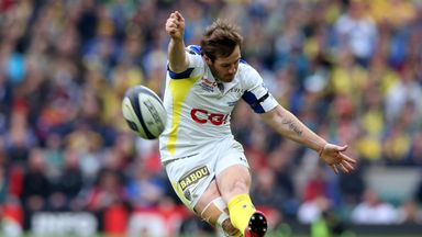 Camille Lopez: The Clermont fly-half has not been named in France's initial 36-man World Cup training squad.