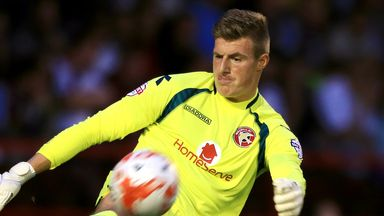 Craig MacGillivray: Could become first choice at Walsall