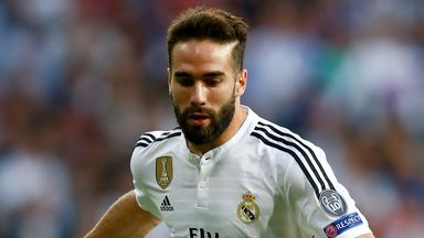 Daniel Carvajal: Signed a five-year extension with Real Madrid.
