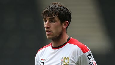 Joe Walsh: First new arrival for MK Dons