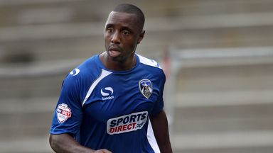 Jonathan Forte: Staying put at Boundary Park