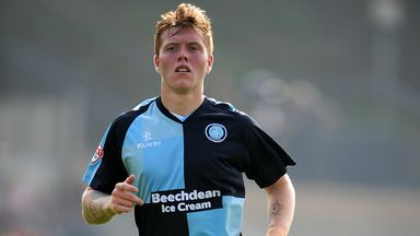 Alfie Mawson: Has Wycombe loan extended