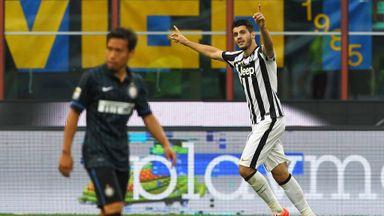 Alvaro Morata: Scored against Inter on Saturday