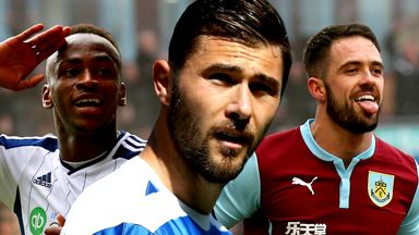 Berahino, Austin and Ings: Talented English trio