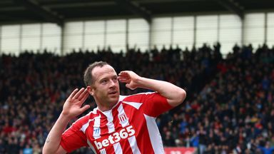 Charlie Adam has been in fine form for Stoke