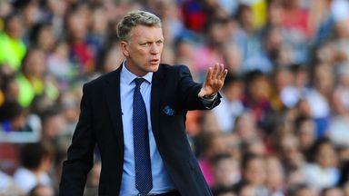 David Moyes says he will remain at Real Sociedad this summer