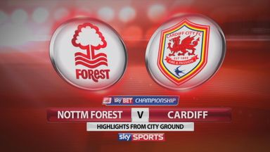 Nottingham Forest 1-2 Cardiff