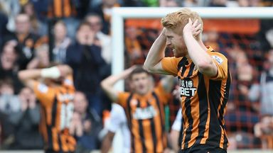 Paul McShane: Relegated with Hull City last season