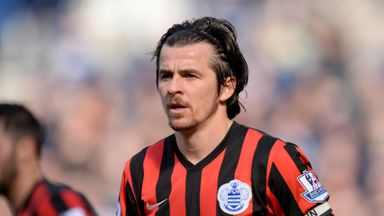 Joey Barton will leave QPR this summer