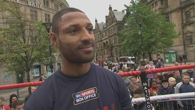 Kell Brook: Showcased his ring skills in front of hometown fans