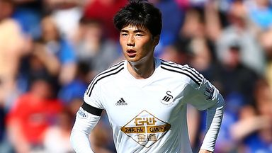 Ki Sung-Yueng: The Swansea midfielder has undergone knee surgery in order to be fit for pre-season