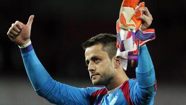Lukasz Fabianski: Linked with move to Germany
