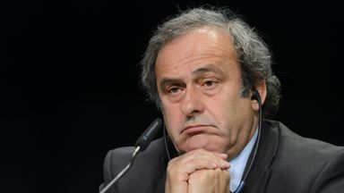 Michel Platini: UEFA president told Sepp Blatter the time has come to quit FIFA