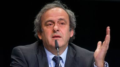 Michel Platini has promised to restore 'dignity' to FIFA