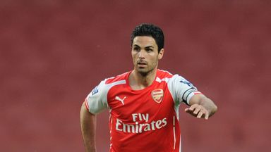 Mikel Arteta: Midfielder feels Arsenal have the financial power to challenge for more silverware
