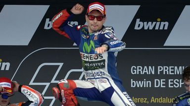 Jorge Lorenzo: Won Spanish GP in commanding style