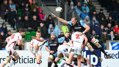 Glasgow Warriors captain Alastair Kellock will make his final home appearance on Friday