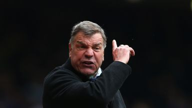 Sam Allardyce: West Ham manager heading back to Newcastle
