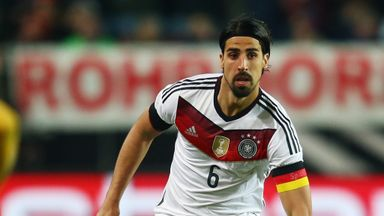 Sami Khedira: Germany international leaving Real Madrid this summer