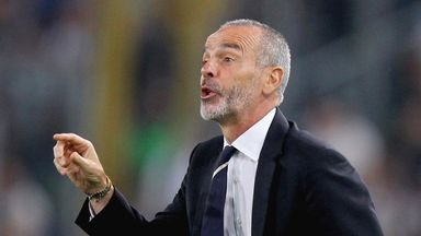 Head coach Stefano Pioli has committed his future to Lazio