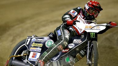 Tai Woffinden: Another win in Prague for the 2013 world champion