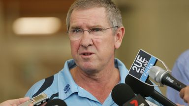 Trevor Bayliss: Has enjoyed success in all three formats of the game